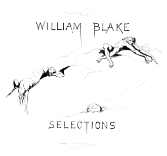 alt-text=WILLIAM BLAKE [title design] SELECTIONS