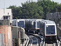 Ligne 1 du métro de Lille Métropole - Garage-atelier des Quatre Cantons (06).JPG
