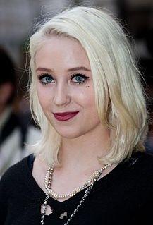 Lily Loveless British actress