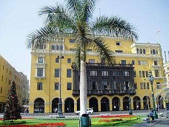 Caretas - Headquarters