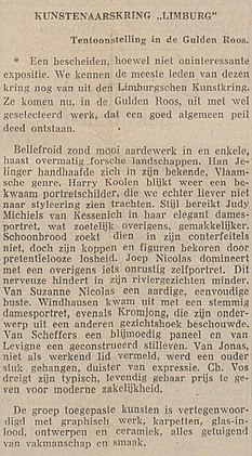 "Limburgsch Dagblad vol 020 no 122 Kunstenaarskring ""Limburg"".jpg"