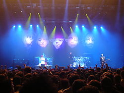 Limp Bizkit live in Paris 2009