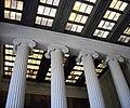 Lincoln Memorial inside details.JPG