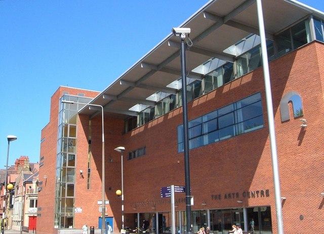 Liverpool Community College Arts Centre - geograph.org.uk - 640908.jpg