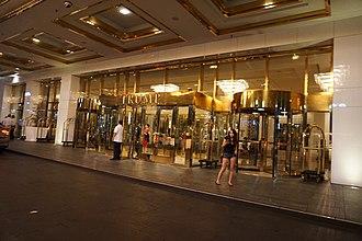 Trump International Hotel Las Vegas - Image: Lobby Trump International Hotel Las Vegas (38532498610)