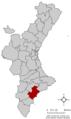 Localització de l'Alacantí respecte del País Valencià.png
