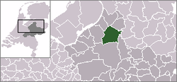 Location of Epe
