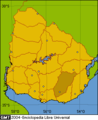Location department Lavalleja(Uruguay).png