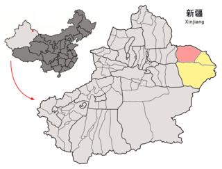 Barköl Kazakh Autonomous County Autonomous county in Xinjiang, Peoples Republic of China
