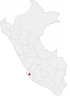 Location of the city of Ica in Peru.png