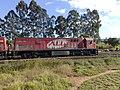 Locomotiva de comboio que passava sentido Boa Vista pelo pátio da Estação Ferroviária de Itu - Variante Boa Vista-Guaianã km 202 - panoramio - Amauri Aparecido Zar….jpg