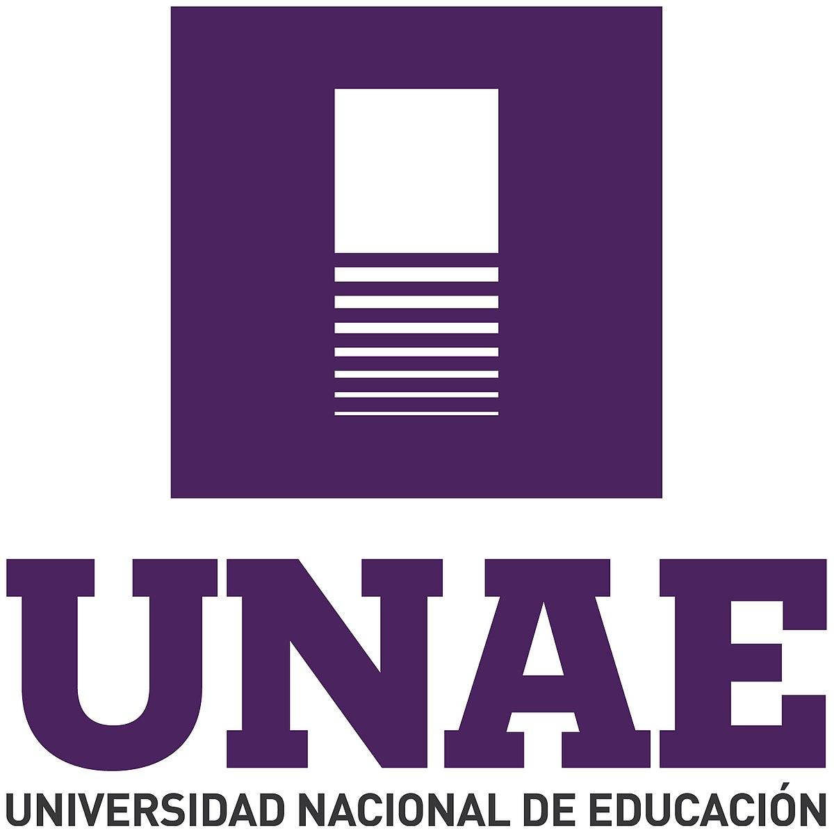 Resultado de imagen para unae logo