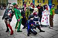 London Comic Con 2015 - Gotham (18057284111).jpg