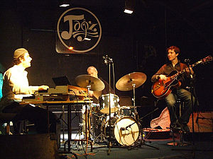 Jared Gold (organist) - In London with Randy Napoleon Trio