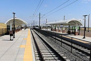 Lone Tree City Center station