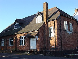 Long Ditton - Image: Long Ditton Village Hall geograph.org.uk 34942