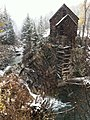 Lost Horse power plant (aka the Crystal Mill), near the old mining town of Crystal, Looking S, Gunnison Co., CO - panoramio.jpg