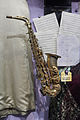 Louis Jordan's Saxophone - Rock and Roll Hall of Fame (2014-12-30 11.42.13 by Sam Howzit).jpg