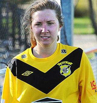 Louise Schillgard Swedish footballer