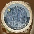 Luca della robbia, mesi per lo studietto di piero de' medici, 1450-56, settembre.JPG
