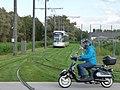 Luchtbal P+R eindpunt tramlijn 6 02.jpg