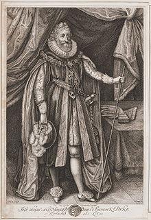 第二代伦诺克斯公爵卢多维克·斯图亚特