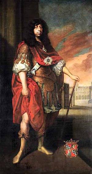 1628 in Denmark - Ludvig Rosenkrantz