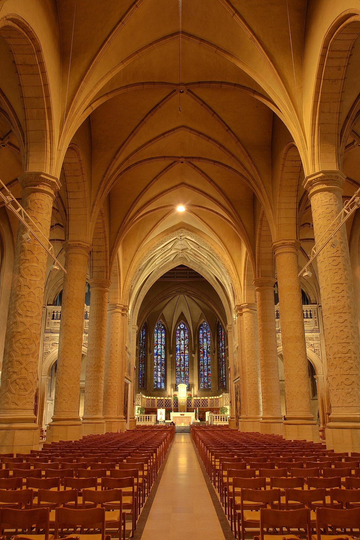 Catedral de Santa María de Luxemburgo - Wikipedia, la enciclopedia ...
