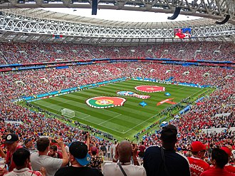 "Seven Nation Army - ""Seven Nation Army"" was played before each game at the 2018 FIFA World Cup."