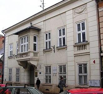 Sándor Márai - Image: Márai dom