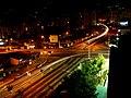 Mérida city in the night, Venezuela.jpg