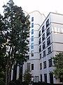 München - The Charles Hotel München, Außenansicht rückwärtig 2.JPG