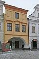 Měšťanský dům (Litomyšl), Smetanovo nám. 56.JPG