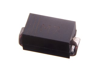 1N400x general-purpose diodes - M7 diode in DO-214AC (SMA) package (surface mount version of 1N4007 that is common in Asia)