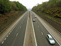 M876 motorway south of Larbert.jpg
