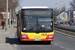 MAN NG 363 Lion's City G 3432 Marki 2