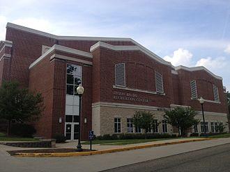 Marietta College - Dyson Baudo Recreation Center.