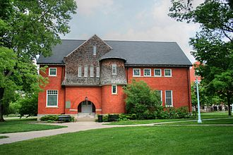 Michigan State University Honors College - Eustace-Cole Hall