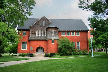 Eustace-Cole Hall, located on Michigan State University