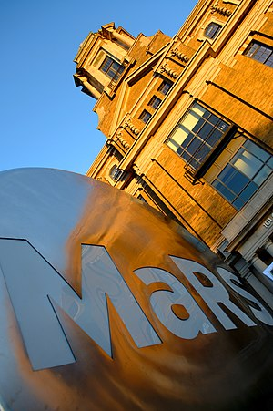 MaRS Discovery District, Toronto. www.marsdd.com/