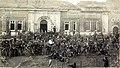 Maastricht, militairen in de Hoge Fronten, 1906.jpg