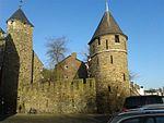 החומה העתיקה הראשונה - מגדל השמירה בפינה הדרום מזרחית