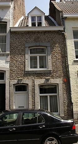 Maastricht - rijksmonument 26936 - Capucijnenstraat 49 20100710.jpg