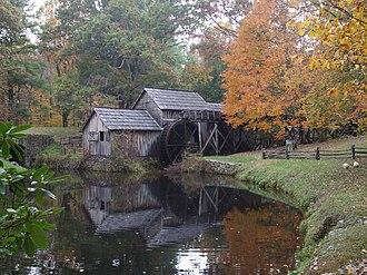 Patrick County, Virginia - Mabry's Mill
