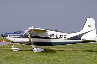 Aermacchi AL-60 - Operational Aermacchi AL-60B-2 registered in Germany