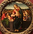 Madonna and Child with the Young Saint John and Angles by Giuliano Bugiardini, San Diego Museum of Art.JPG