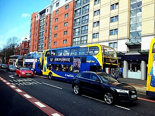 Magic Bus (Stagecoach) Brand of buses operated by Stagecoach