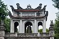Main gate of the Temple of Literature, Hanoi (32231064992).jpg