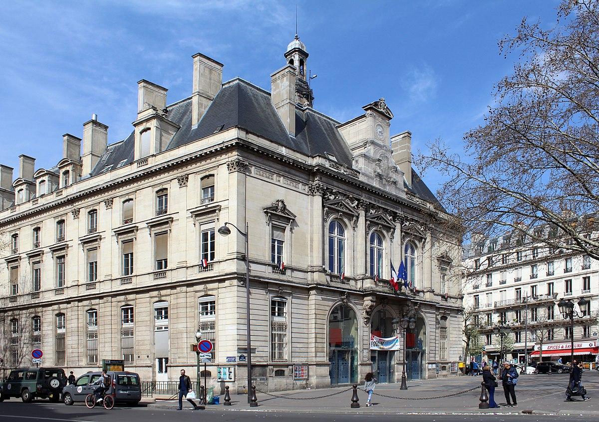 mairie du 11e arrondissement de paris wikip dia. Black Bedroom Furniture Sets. Home Design Ideas