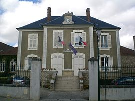 The town hall of Cormeilles-en-Vexin